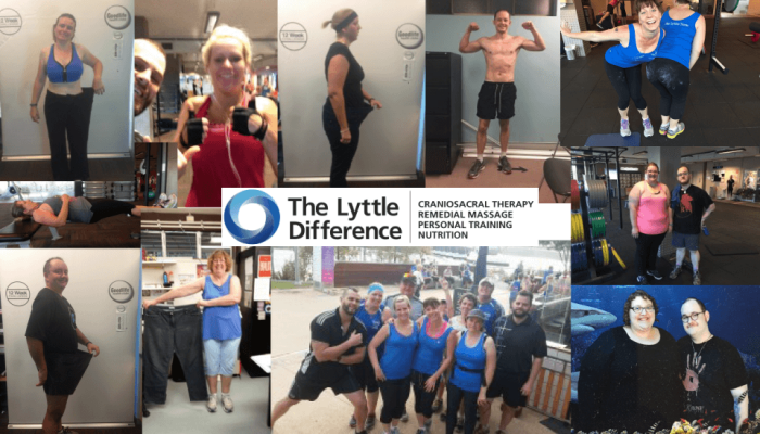 Happy weight loss clients - Daniel Lyttle Personal Trainer