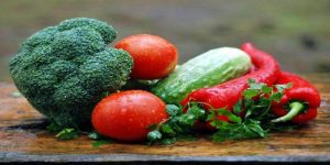 personal trainer nutrition guide vegetables