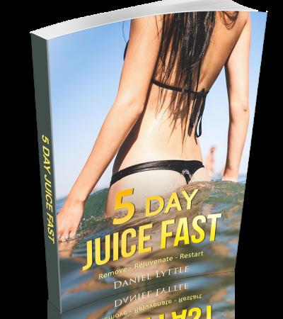 5 Day Juice Fast by Daniel Lyttle